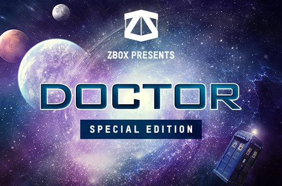 DOCTOR 2017 BOX