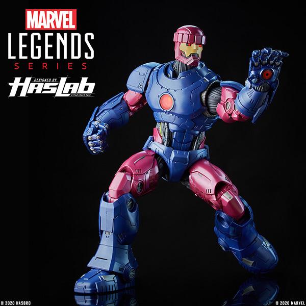 X-Men Legends Marvel's Sentinel