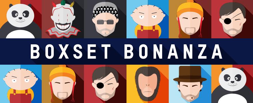 boxset bonanza