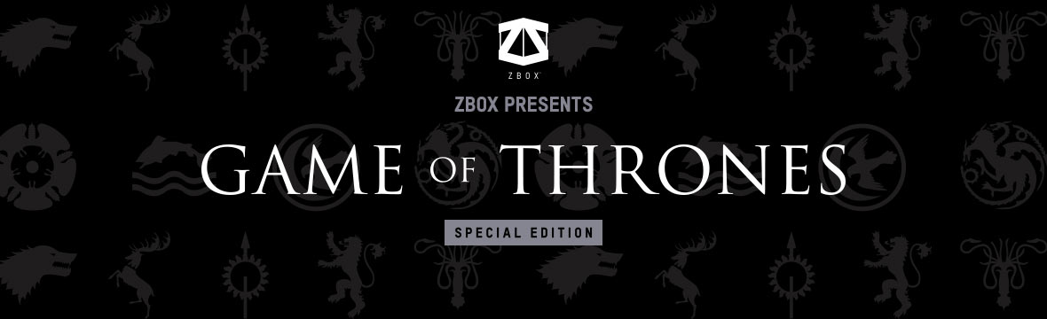 GAME OF THRONES ZBOX