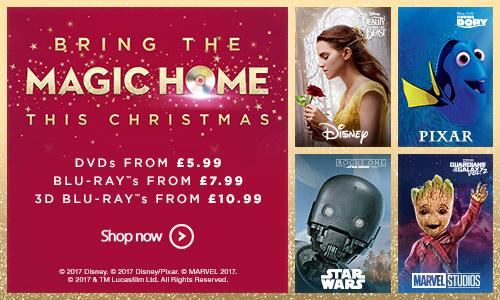 DISNEY BRING THE MAGIC HOME THIS CHRISTMAS