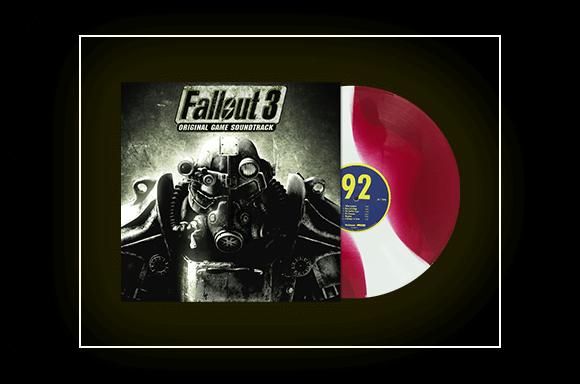 Fallout 3 - Soundtrack LP