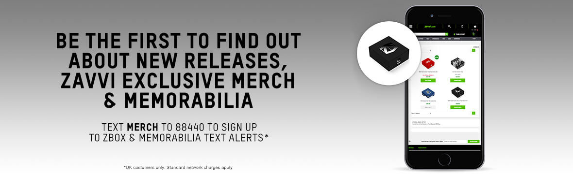 Merch SMS Sign up