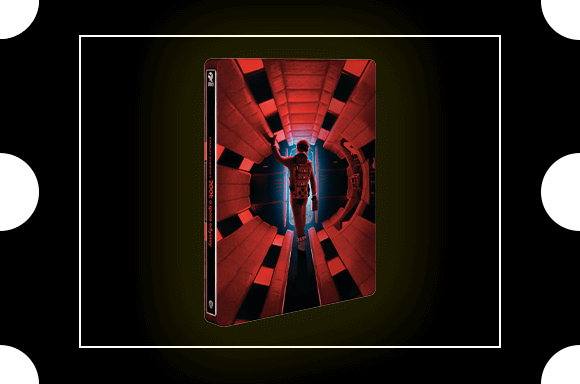 2001 Space Odyssey Steelbook Tintans of Cult