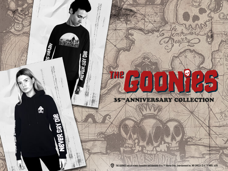 THE GOONIES COLLECTION