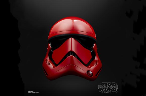 Hasbro Star Wars Captain Cardinal Helmet!