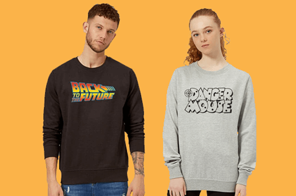 40% OFF HOODIES & SWEATSHIRTS