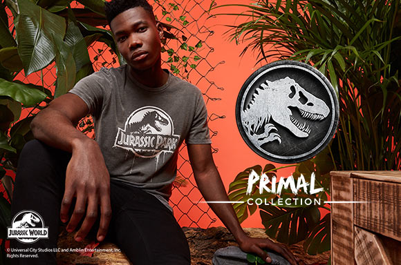 FREE GIFT WORTH £20 WITH PRIMAL CLOTHING!