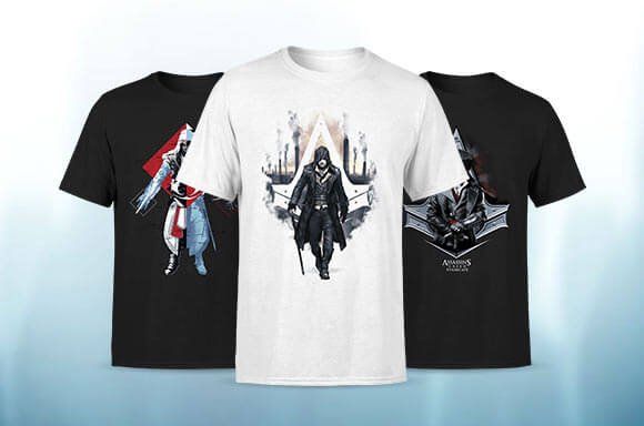 ASSASSIN'S CREED GEEK CLOTHING