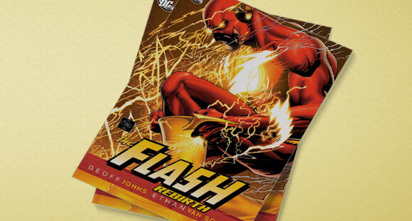 DC COMICS: GRAPHIC NOVELS