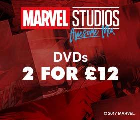 MARVEL MULTI-BUY DVD