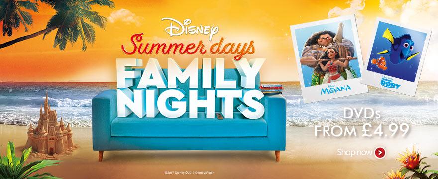summer dvd