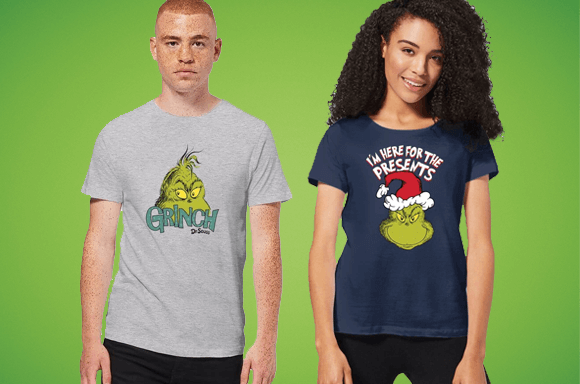 Grinch T-shirts