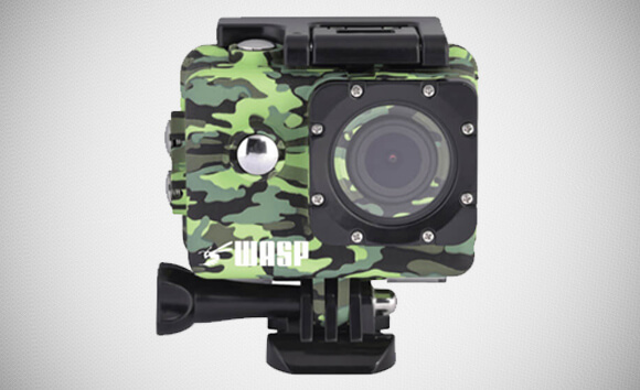 WASPCAM ACTION CAMERAS