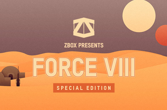 FORCE VIII SPECIAL EDITION ZBOX