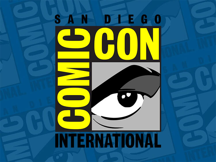 San Diego Comic Con International Logo