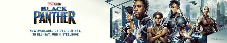 black panther top list banner