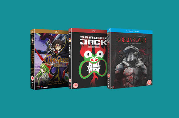Anime Boxset Price Drops!