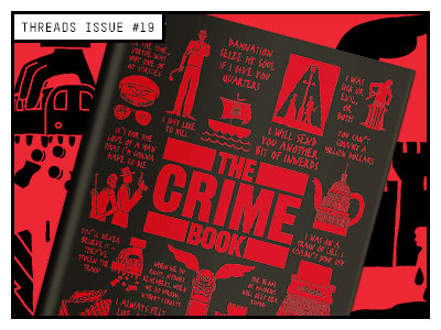 <br>The Crime Book