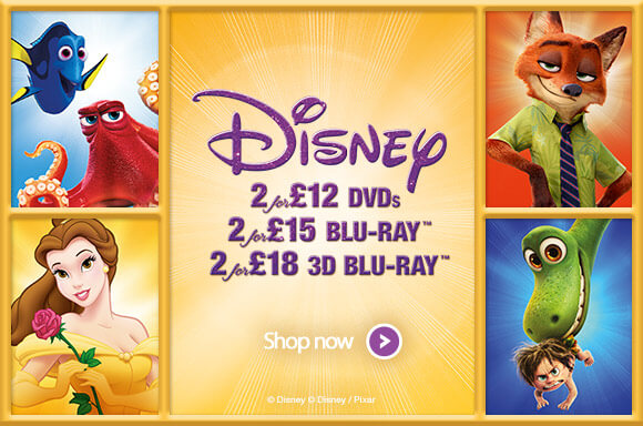 DISNEY MULTI-BUY