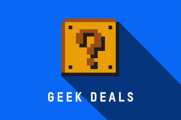 BEST OF GEEK DEALS