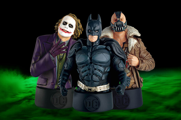 ULTIMATE 3-PACK BUST FIGURE BUNDLES