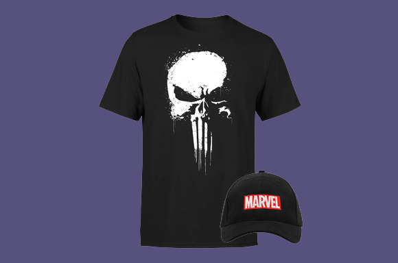 NEW MARVEL BUNDLE ONLY £12.99