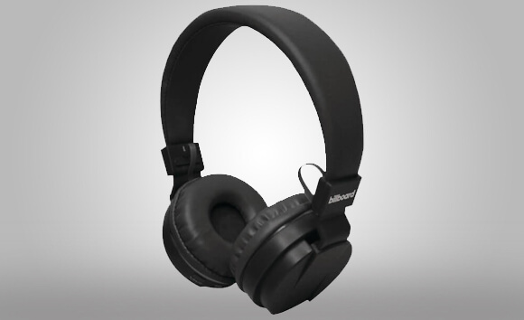 BILLBOARD BLUETOOTH HEADPHONES