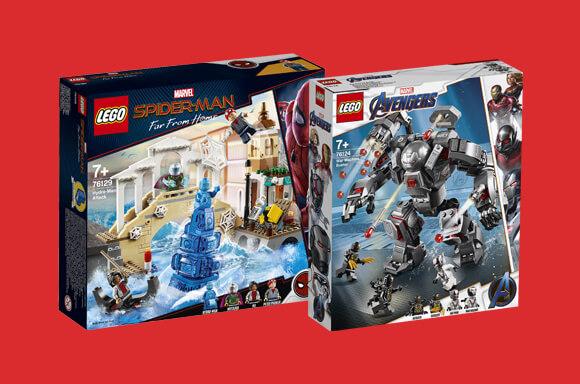 LEGO MARVEL PRICE DROPS!