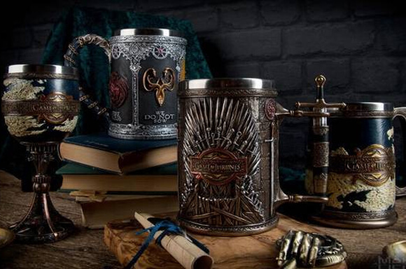 GAME OF THRONES<BR>DRINKWARE