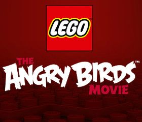LEGO ANGRY BIRDS