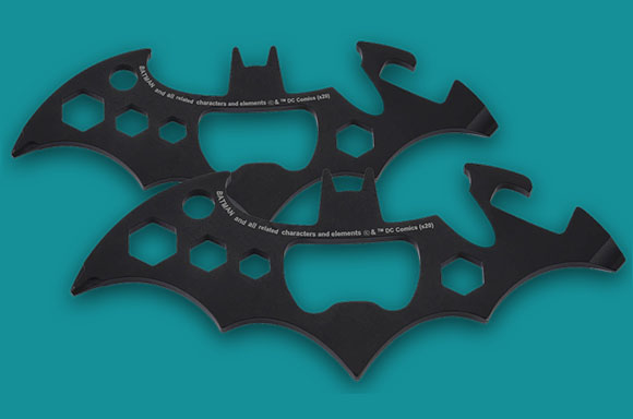 Batman Pocket Tool – 2 for £20 + Free Delivery