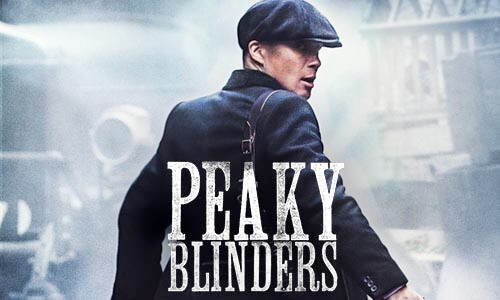 PEAKY BLINDERS - SERIES 4