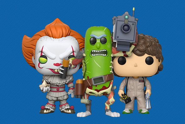 3 FOR £25 - IN-STOCK POP! VINYL