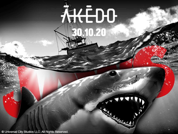 AKEDO X JAWS