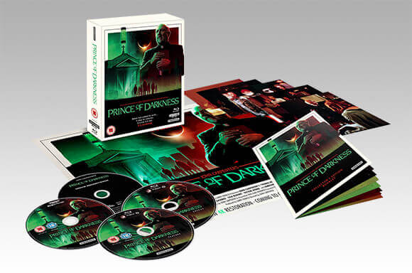 PRINCE OF DARKNESS COLLECTOR'S EDITION