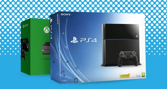 Black Friday Console Deals