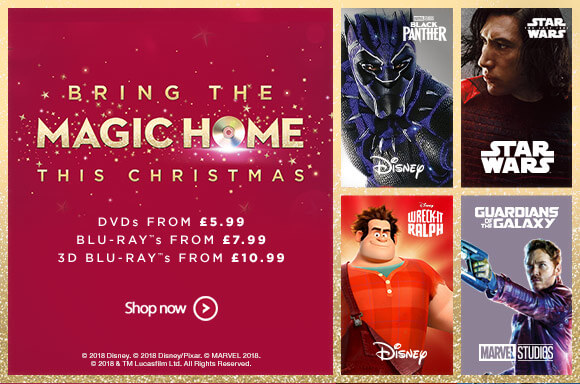 DISNEY MOVIES FROM JUST £5.99