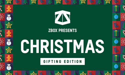 CHRISTMAS GIFTING EDITION ZBOX