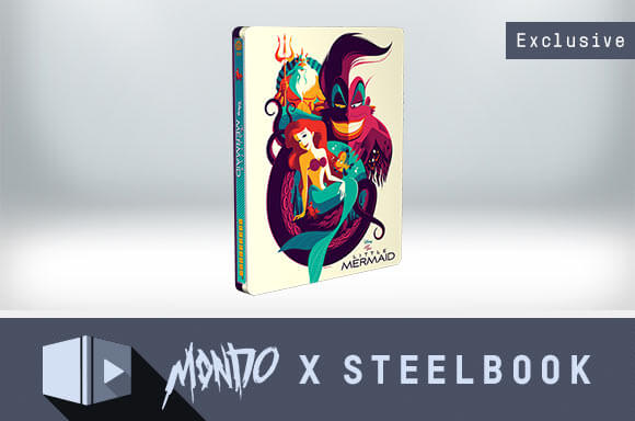 THE LITTLE MERMAID - MONDO #29