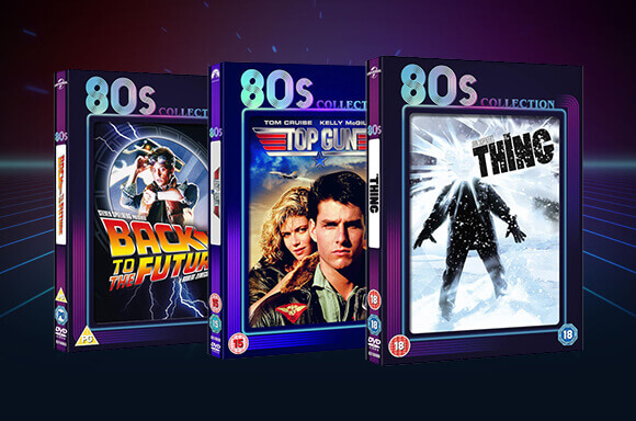 80s COLLECTION DVD