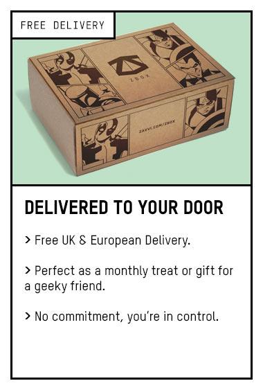 DELIVERED TO YOUR DOOR