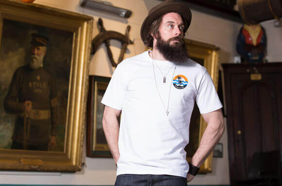 2 FOR £20 BRANDED T-SHIRTS