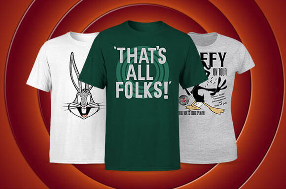 LOONEY TUNES CLOTHING