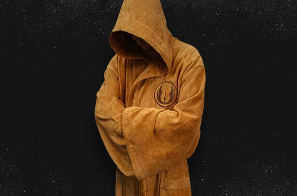 JEDO FLEECE BATHROBE