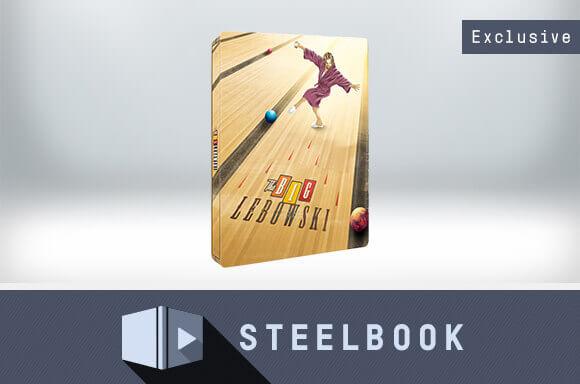 4K ULTRA HD STEELBOOKS