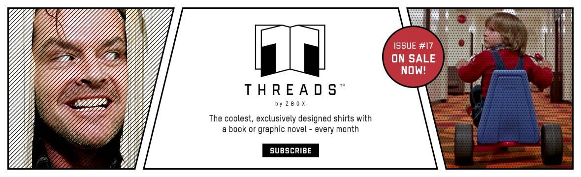 THREADS home / merch