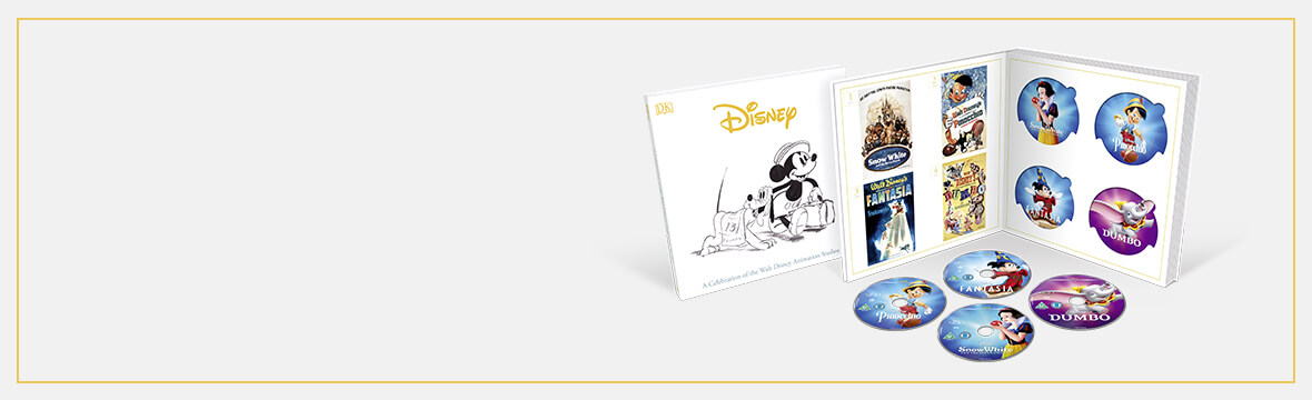 DISNEY CLASSICS COMPLETE MOVIE LIMITED EDITION BOX SET