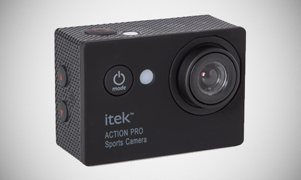 ITEK 1080P FULL HD ACTION CAMERA