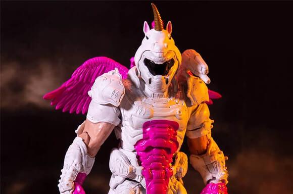 McFarlane Doom Slayer Doomicorn Variant 7 Inch Action Figure